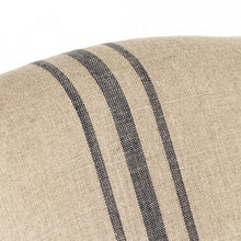 Load image into Gallery viewer, Zentique Rana Arm Chair (stripe back)