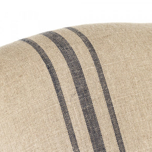 Zentique Rana Arm Chair (stripe back)