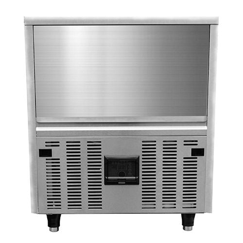 Admiral Craft Lunar Ice Undercounter Ice Machine - 200lb