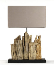 Load image into Gallery viewer, Zentique  Mini Vertico Riverine Lamp