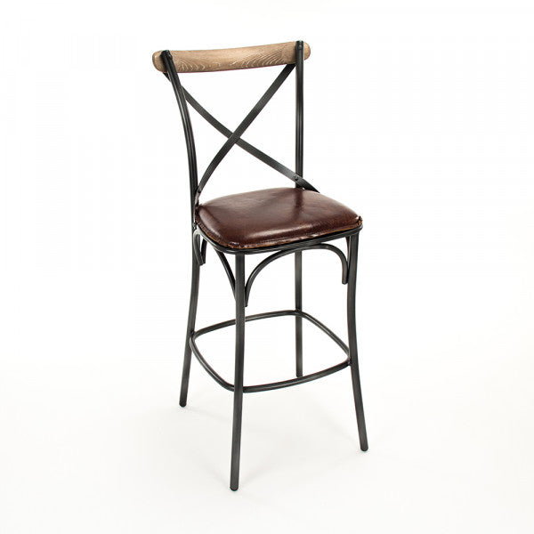 Zentique Zain Bar Stool