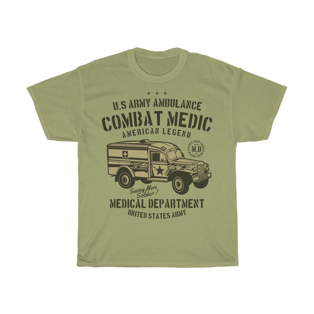 US Army ambulance - ShirtShopEurope
