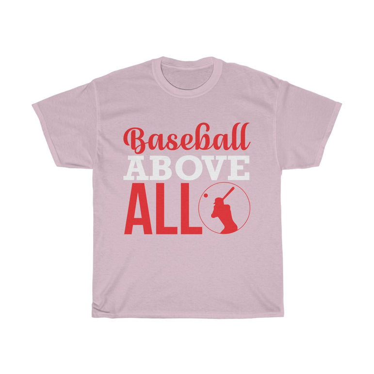 Baseball above all - ShirtShopEurope