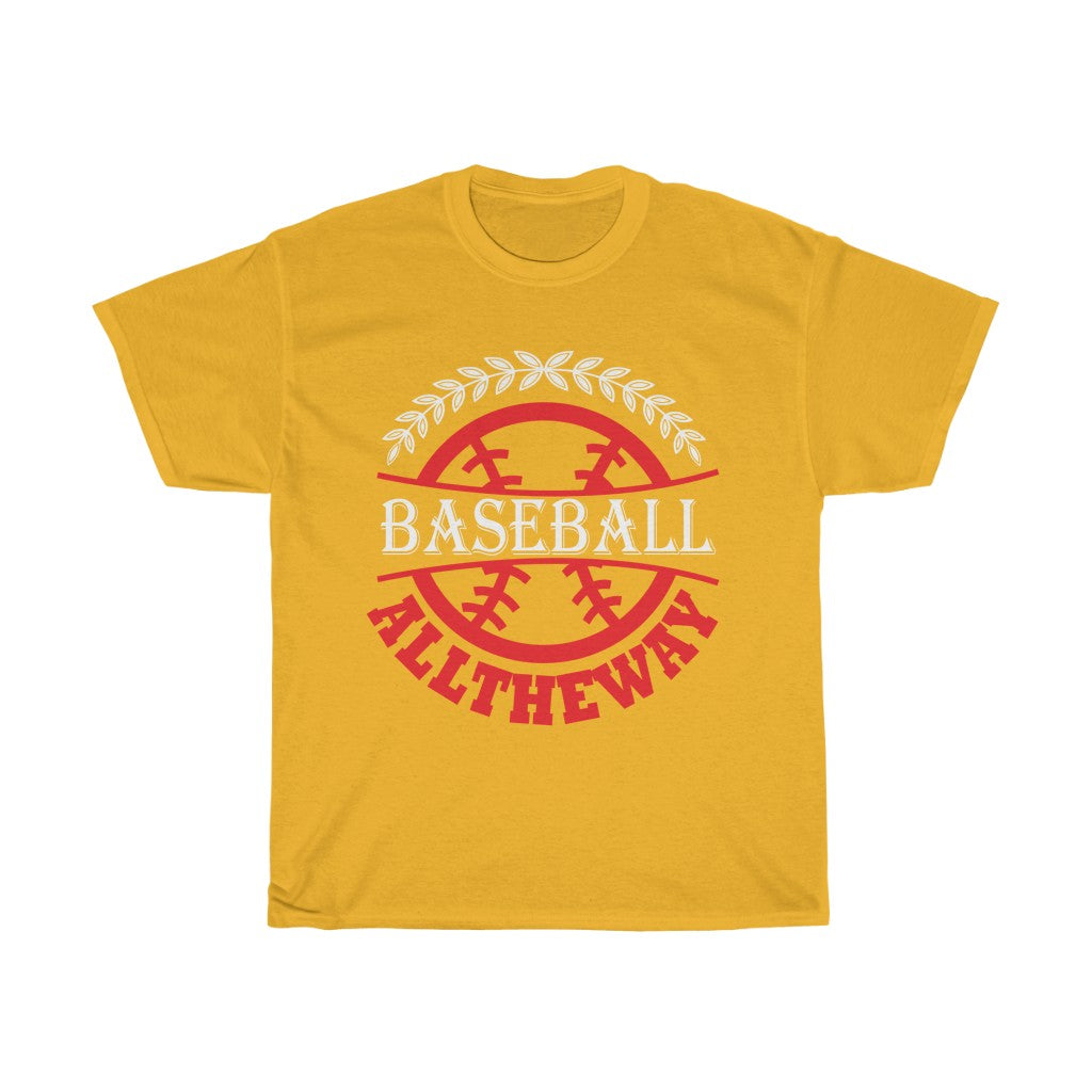 Baseball all the way - ShirtShopEurope