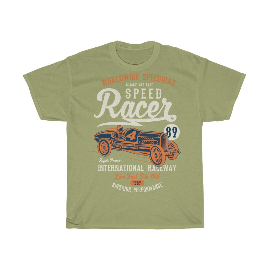 Speed racer - ShirtShopEurope