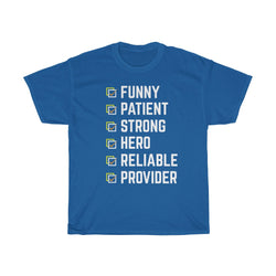 Funny Patient Strong - ShirtShopEurope