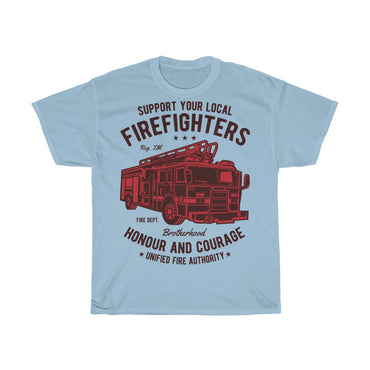 Fire fighter truck