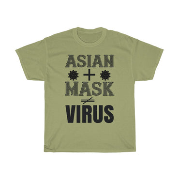 Asian + Mask ≠ Virus
