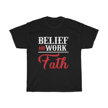 Belief and work faith
