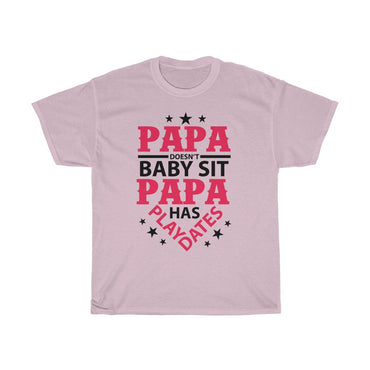 Papa Doesn't baby sit