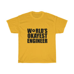 World's okayest engineer