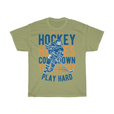 Time to play hockey - ShirtShopEurope