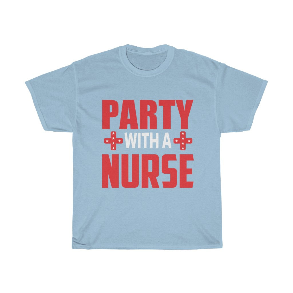 Party with a nurse