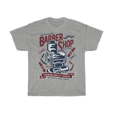 Vintage barber shop - ShirtShopEurope