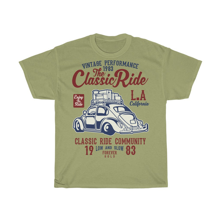 The classic ride - ShirtShopEurope