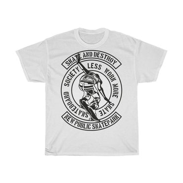 Skate and destroy - ShirtShopEurope