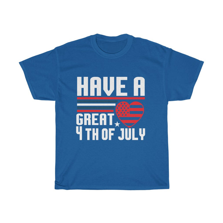Have a great 4th of july
