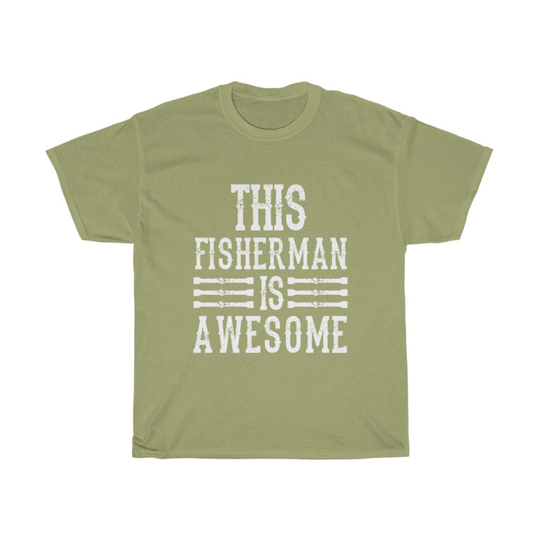 This fisherman is awesome