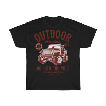 Outdoor adventure - ShirtShopEurope