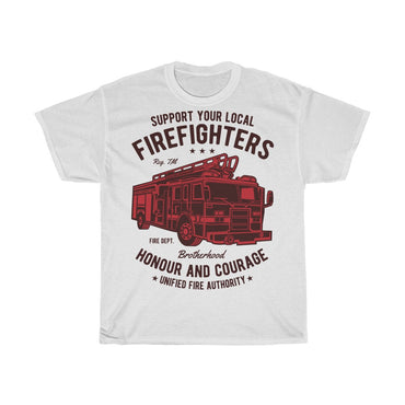 Fire fighter truck - ShirtShopEurope
