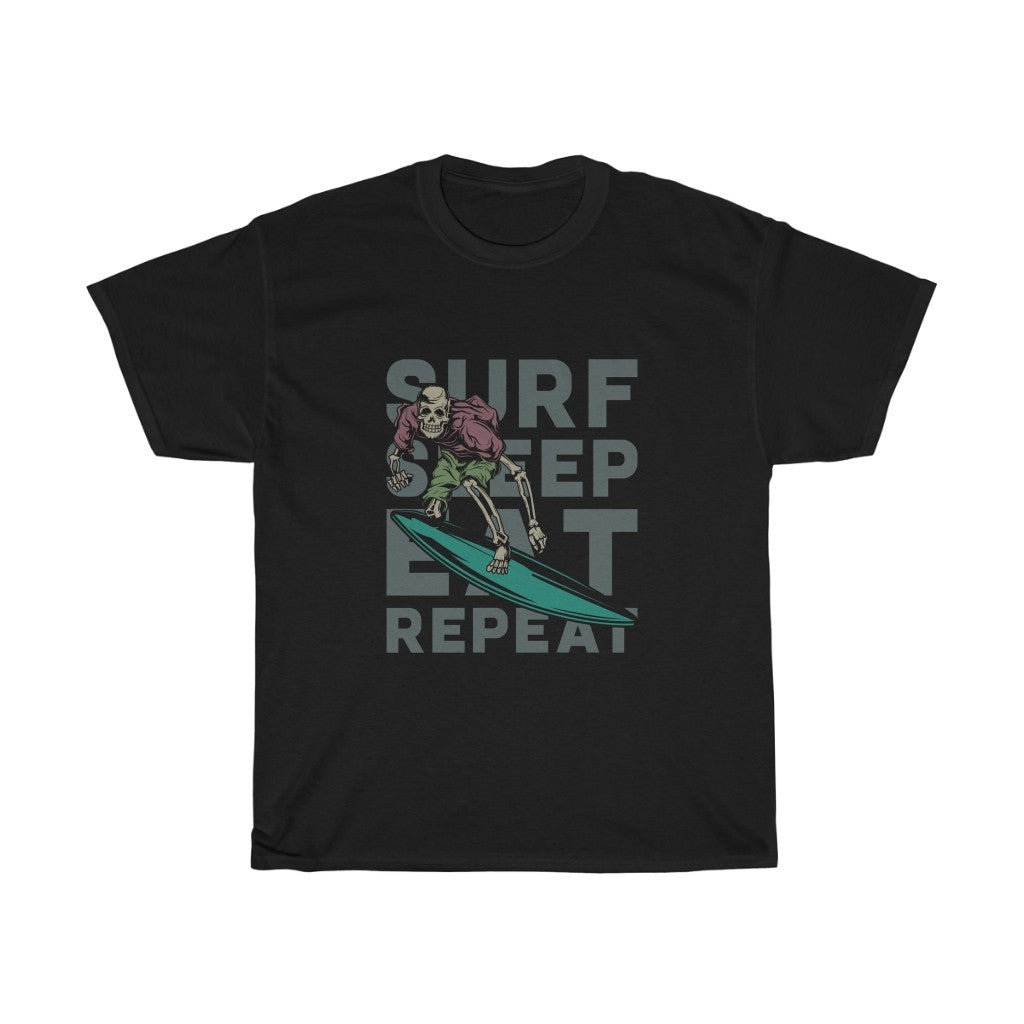 Surf sleep Eat repeat