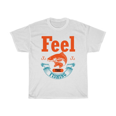 Feel the fishing - ShirtShopEurope