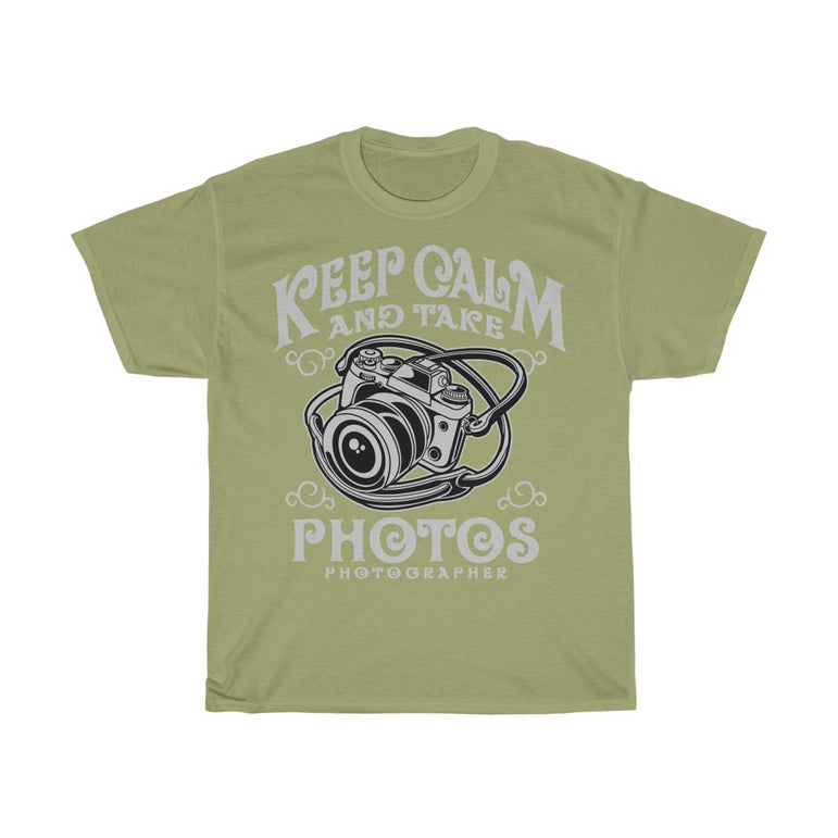 Keep Calm And Take Photos - ShirtShopEurope