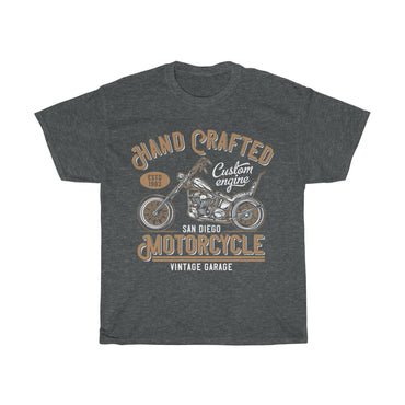 Hand Crafted Motorcycle