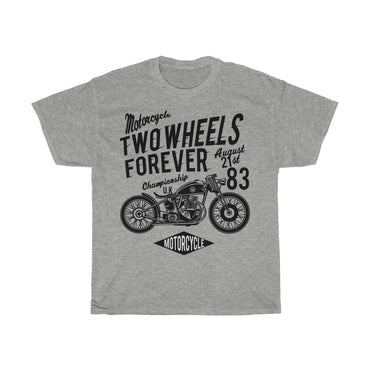 Two wheels forever - ShirtShopEurope