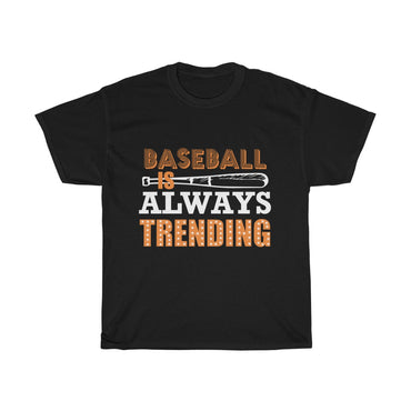 Baseball is always trending