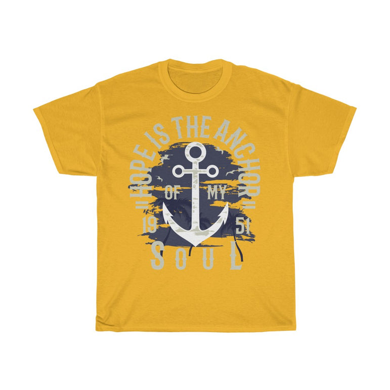 Hope Is The Anchor - ShirtShopEurope