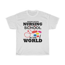 Making Nation nursing school