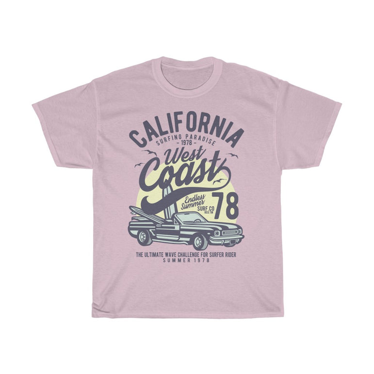 California West Coast - ShirtShopEurope