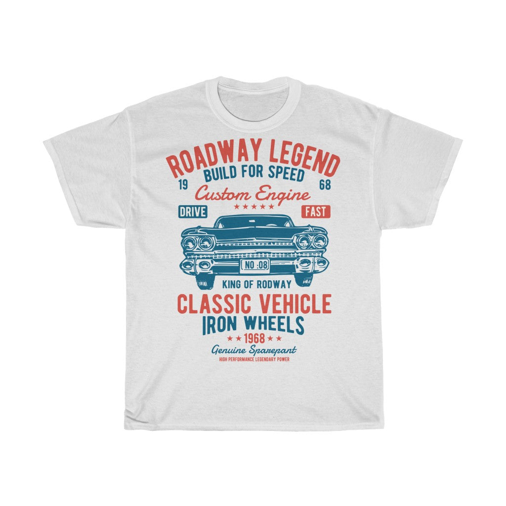 Roadway legend - ShirtShopEurope