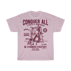 Conquer All - ShirtShopEurope