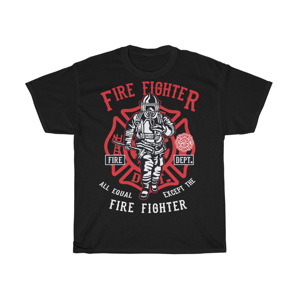 Fire fighter - ShirtShopEurope