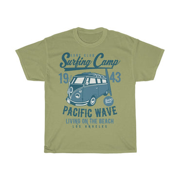 Surfing camp