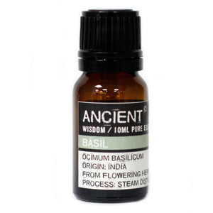 10 ml Basil Essential Oil
