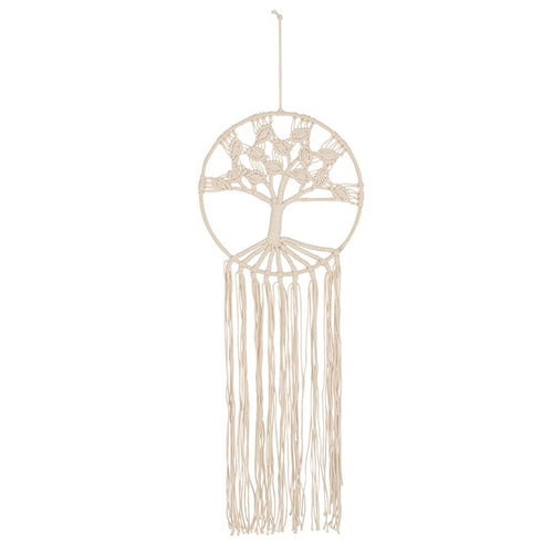60CM TREE OF LIFE MACRAME WALL HANGING