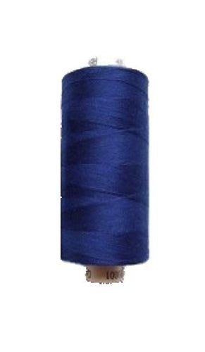 Royal Blue Sewing Cotton Thread - 001
