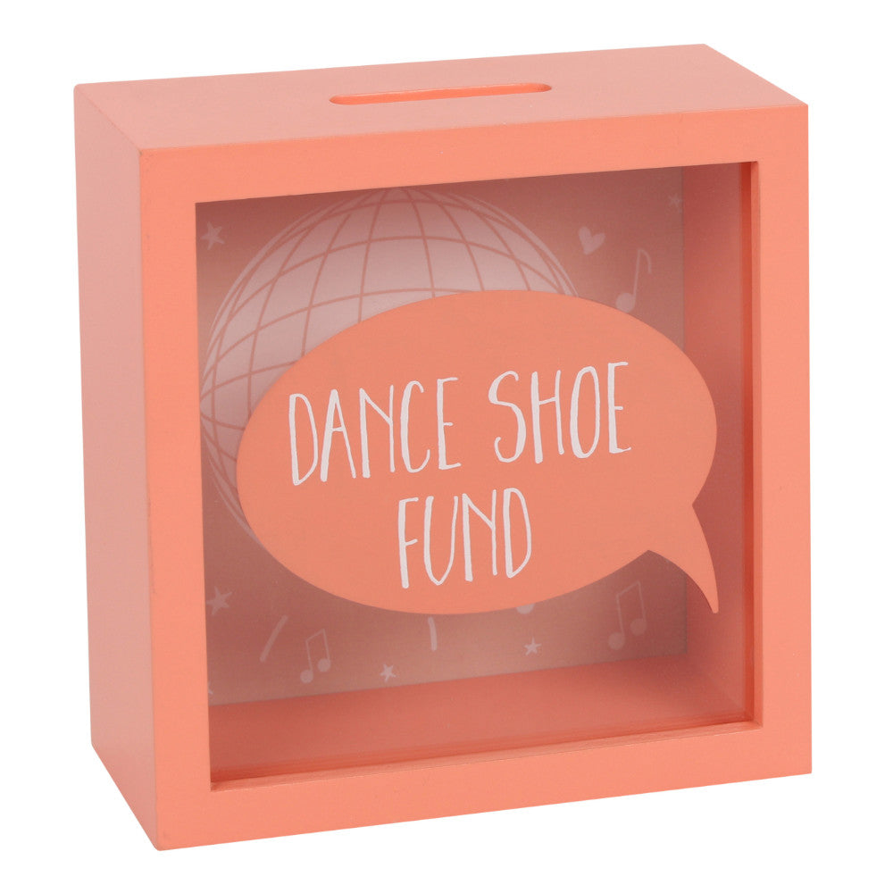 Dance Shoe Fund Money Box - Miss Pretty London UK Limited