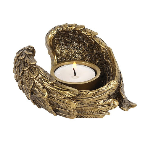 ANGEL WING TEALIGHT - Miss Pretty London UK Limited