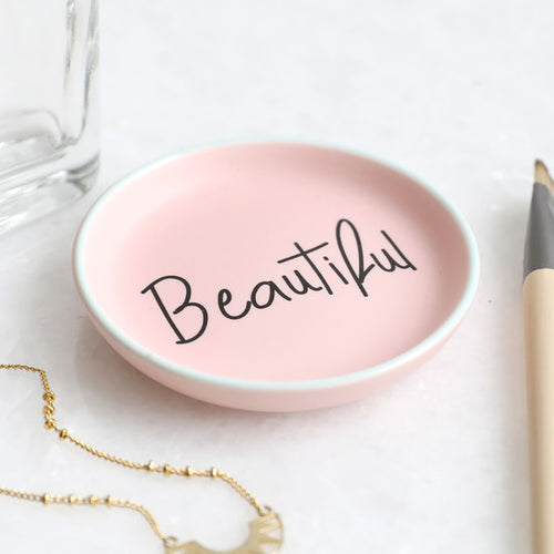 BEAUTIFUL TRINKET DISH - 34581