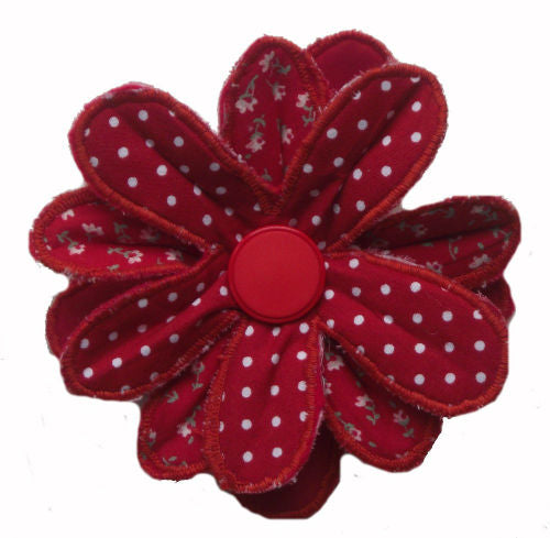 Small_Red_Polka_Dot_Print_Flower_Brooch