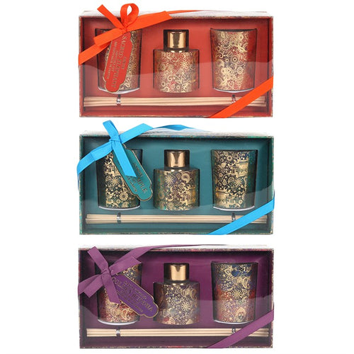 BUDDHA HOME FRAGRANCE GIFT SET - Miss Pretty London UK Limited