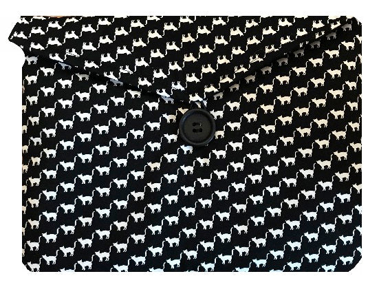 Cats Print Tablet or Laptop Bag