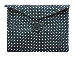 Mini_Black_Polka_Dot_Print_Tablet_Bag