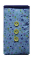 Blue_Butterflies_and_Flowers_Print_Mobile_Phone_Sock_Pouch