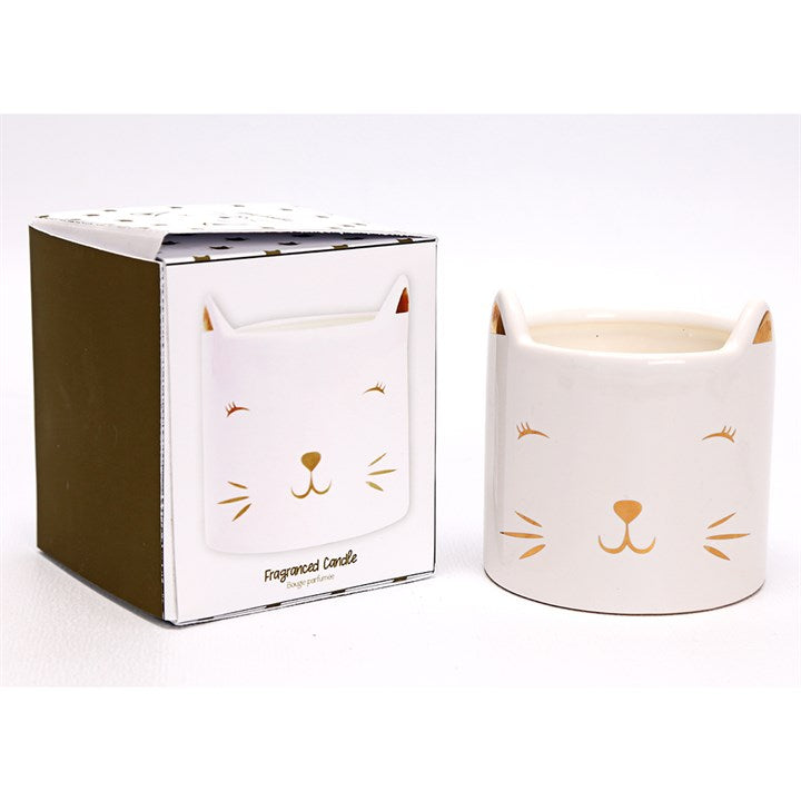 CAT FACE CANDLE - Miss Pretty London UK Limited