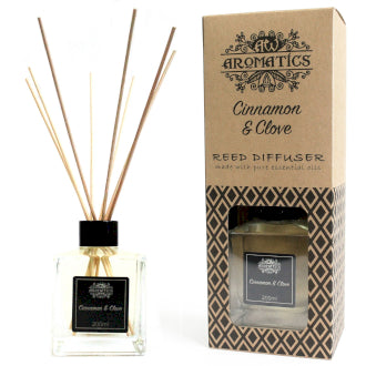 Cinnamon & Clove Christmas Essential Oil Reed Diffuser